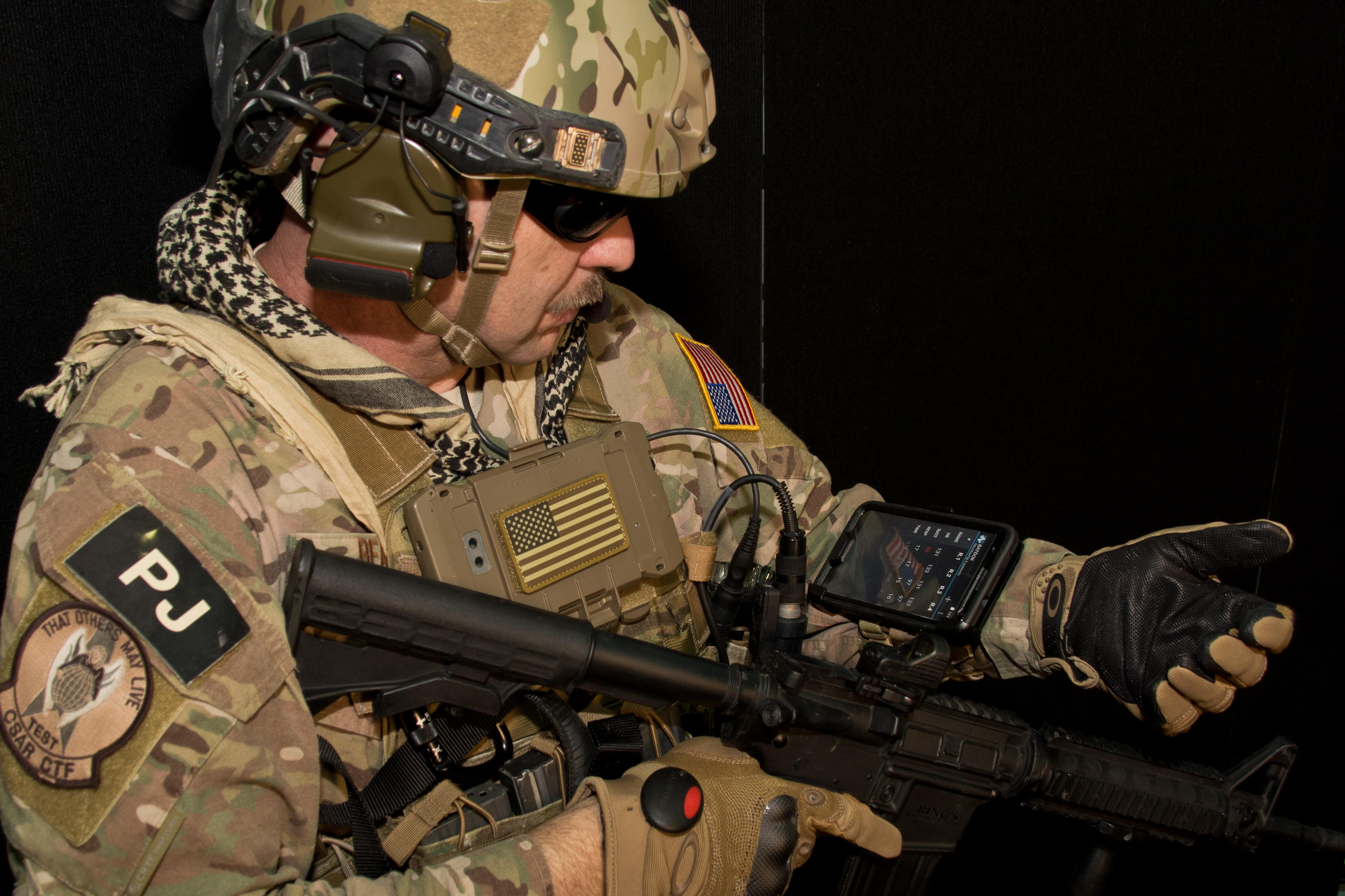 Alert 5 » Sensors to help Para Jumper treat multiple patients at the same time - Military Aviation News