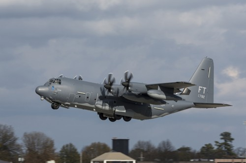 Lockheed Martin  2500th production C-130