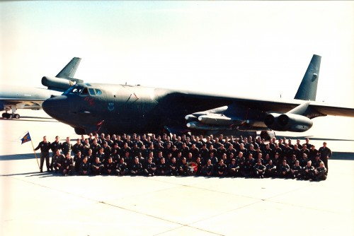 Desert Storm: 2nd Bomb Wing leads the air war