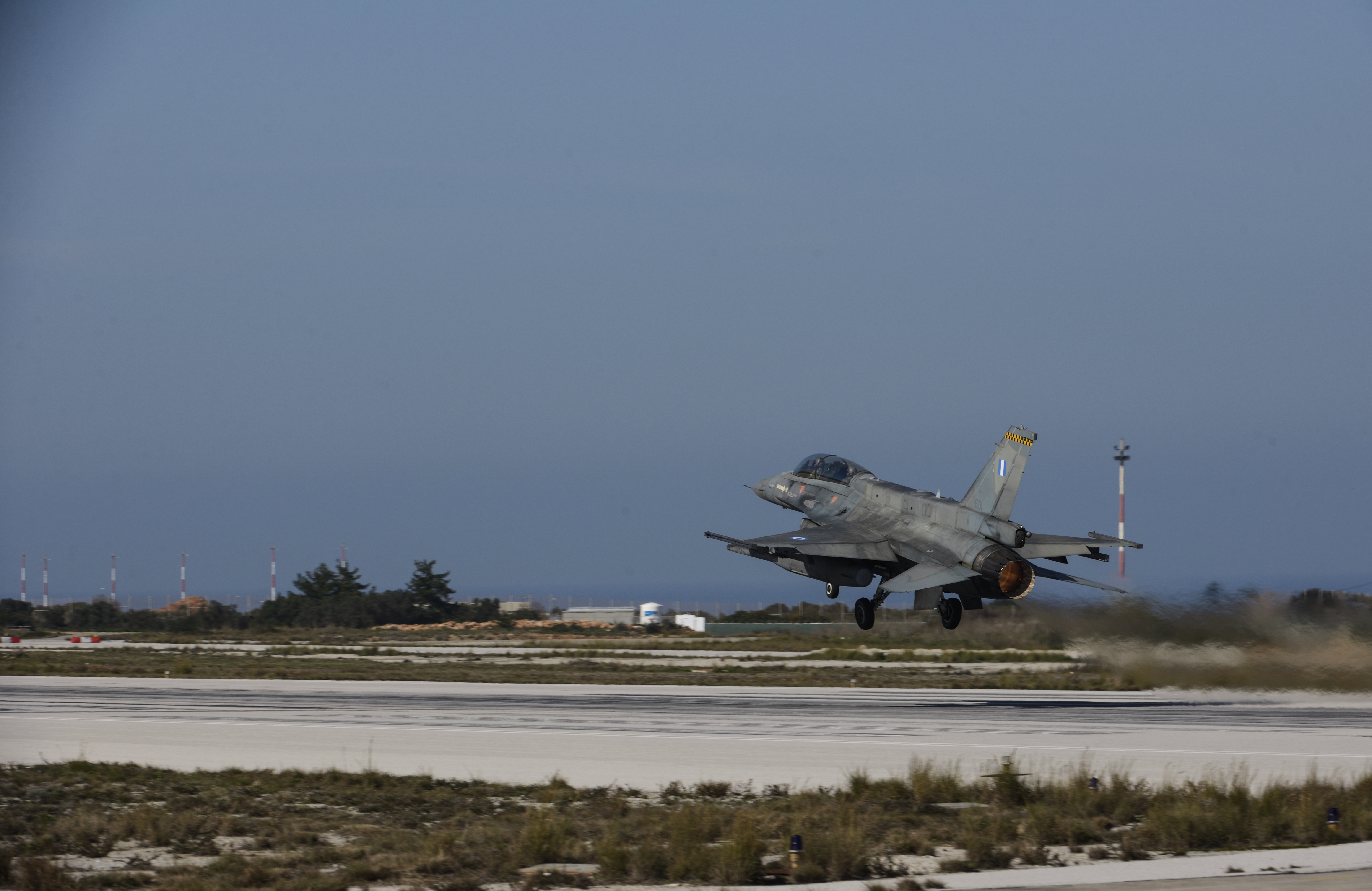 Alert 5 » 480th FS in Greece for joint exercise with HAF - Military