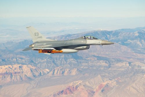 Joint Strike Missile F-16