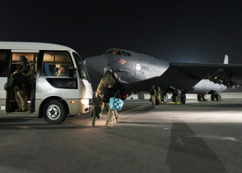 Stratofortress flies strong, exceeds expectations after 50 years of service