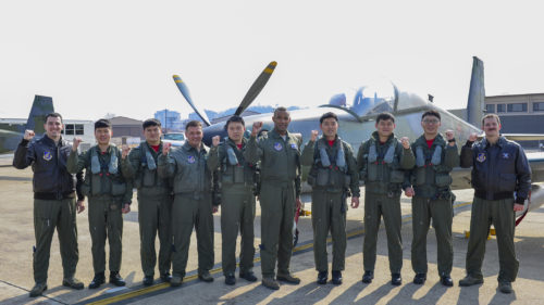U.S., ROK pilots flex capabilities in Buddy Wing
