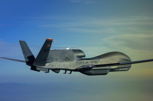 Northrop+Grumman+Begins+Flight+Tests+of+the+MS-177+Multi-Spectral+Sensor+on+RQ-4+Global+Hawk