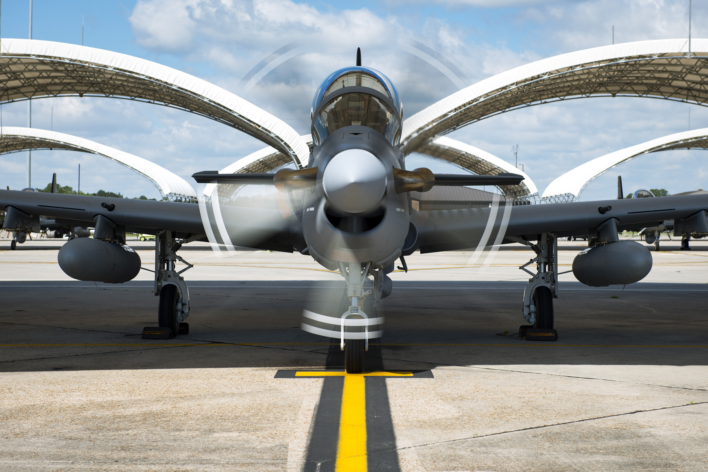 Alert 5 » Sierra Nevada Corp  given contract to supply 12 A-29s to