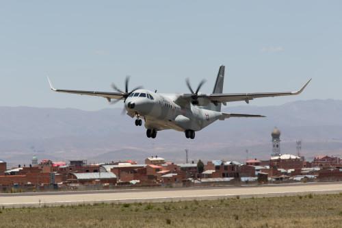 C295W at La Paz